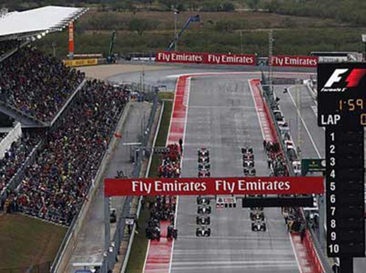 F1季前巴塞罗那试车第二日 法拉利四冠王维泰尔摘夺榜首