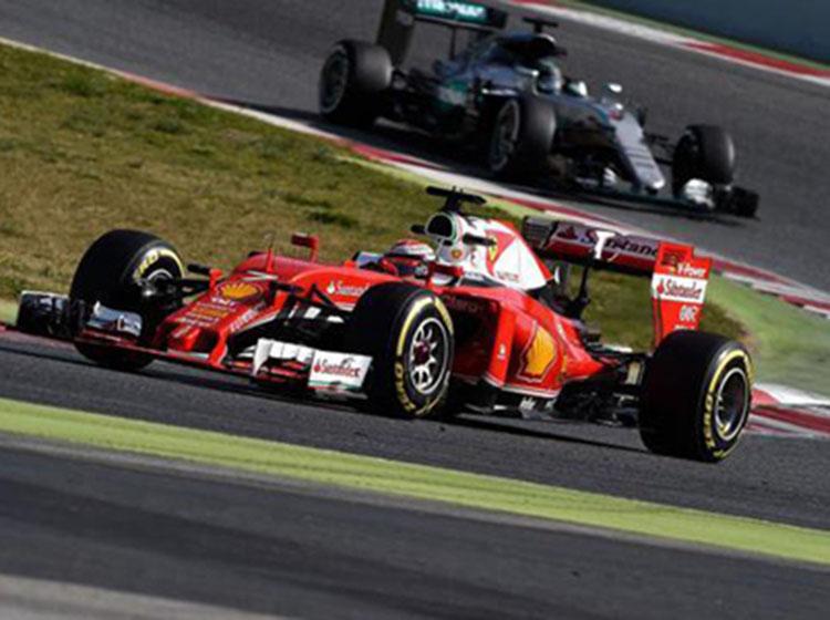 F1车手舒尔表示 法拉利与极软胎将撼动梅奔统治