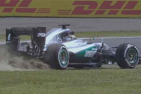 F1中国大奖赛第一次练习赛