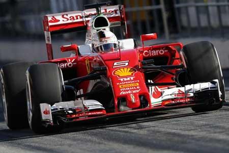 F1季前巴塞罗那季前试车第八日
