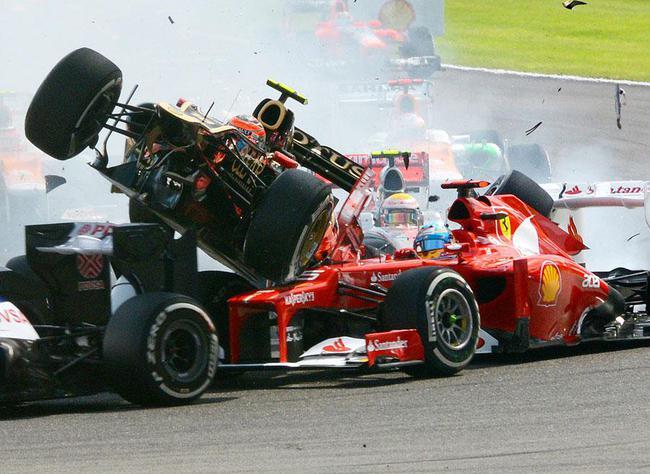 阿隆索17年17事:距五冠王只差11分 比Kimi更高效