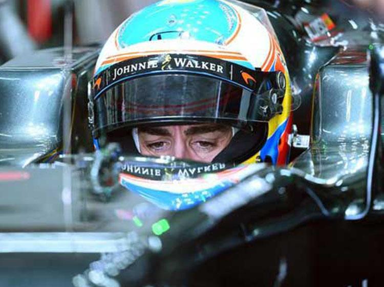 阿隆索表示328圈说明一切 梅赛德斯仍有潜力