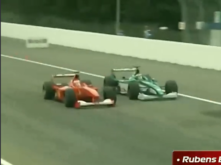 Top 10 Jedi fights in F1 history