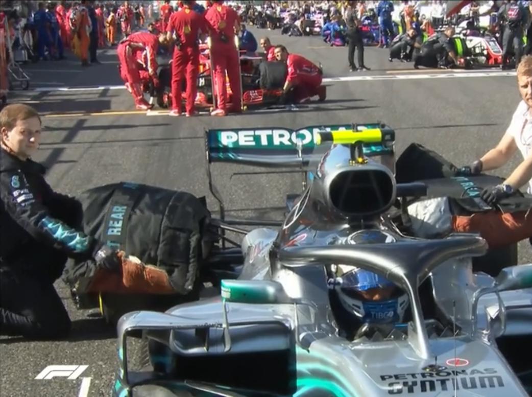 F1日本大奖赛正赛