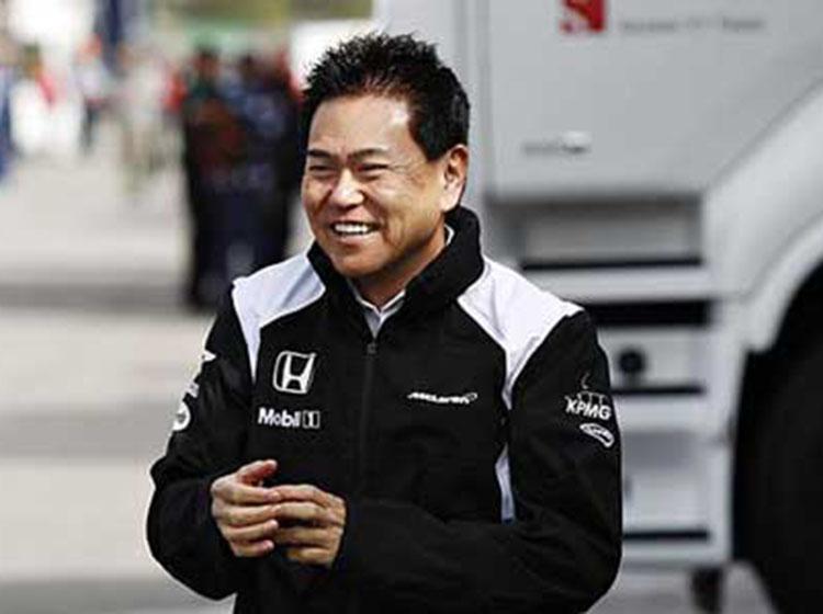 F1本田裁除负责人新井康久 Yusuke Hasegawa接替