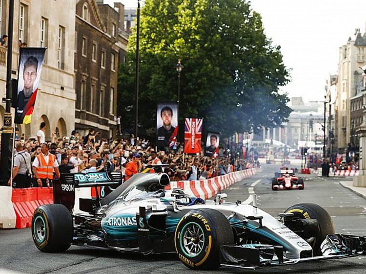 """伦敦市长认为举办F1比赛""""应该有可能"""""""