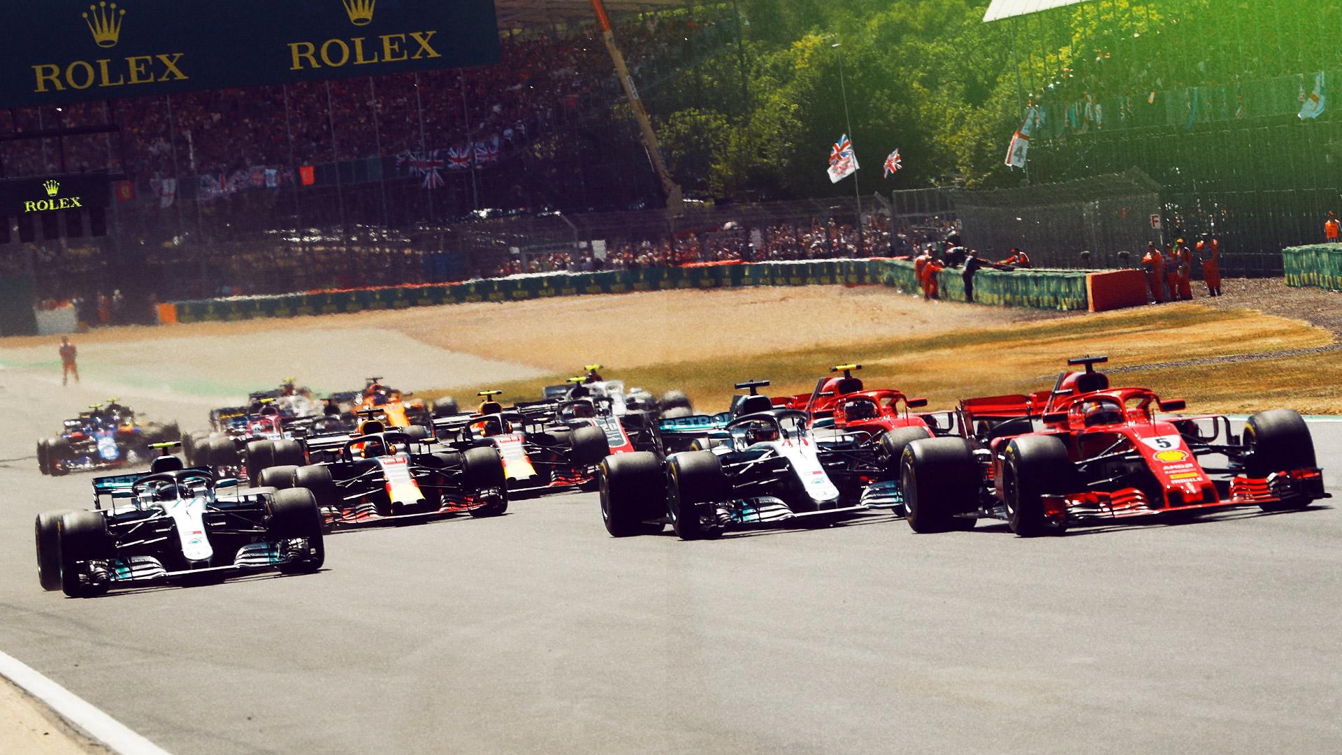 F1英国大奖赛