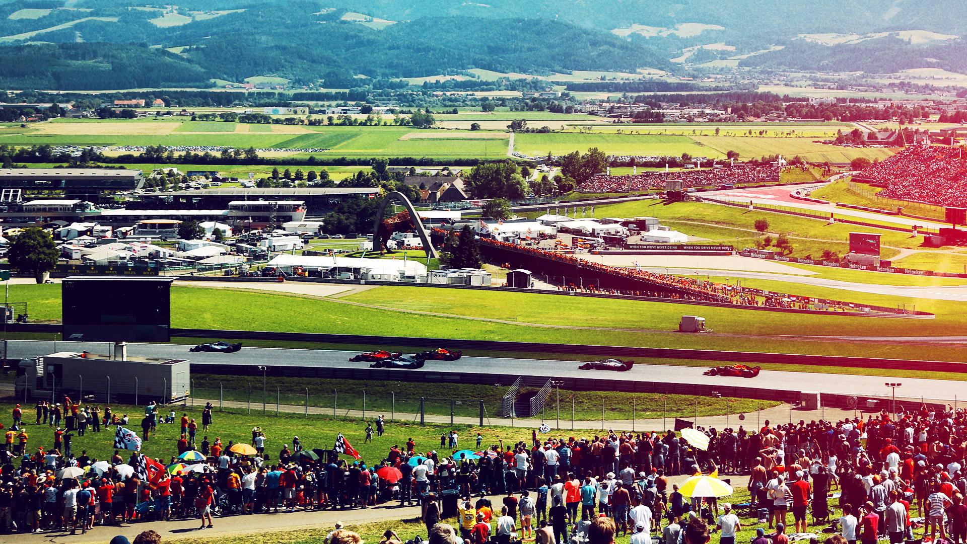 F1奥地利大奖赛
