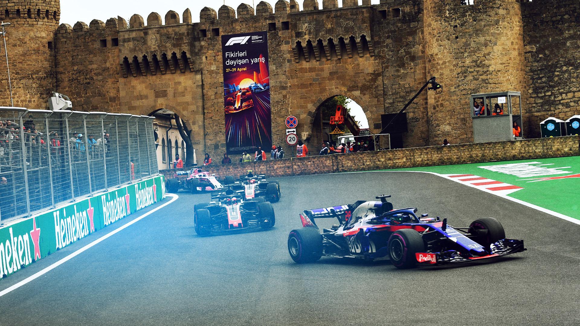 F1阿塞拜疆大奖赛