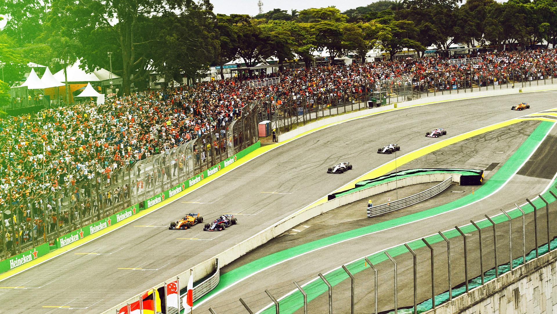 F1巴西大奖赛