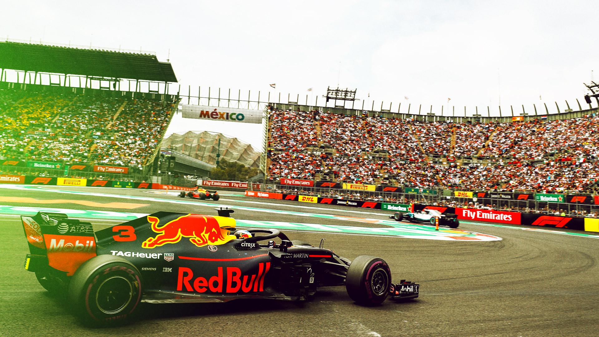 F1墨西哥大奖赛