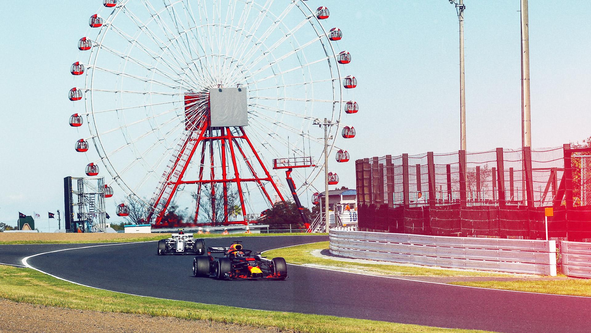 F1日本大奖赛