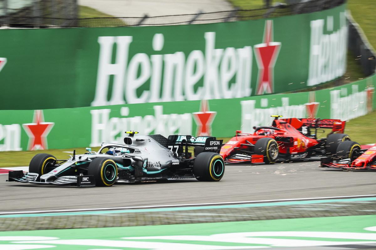 F1上海站正赛