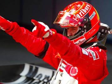 托德透露舒马赫近况 车王在家中仍观看F1比赛