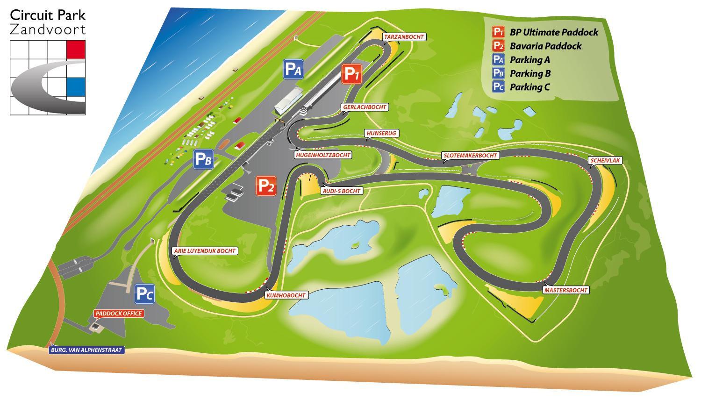 F1荷兰大奖赛